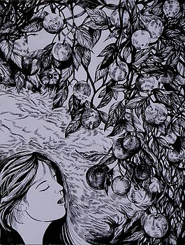Anna  Duyunova - Garden of Temptation