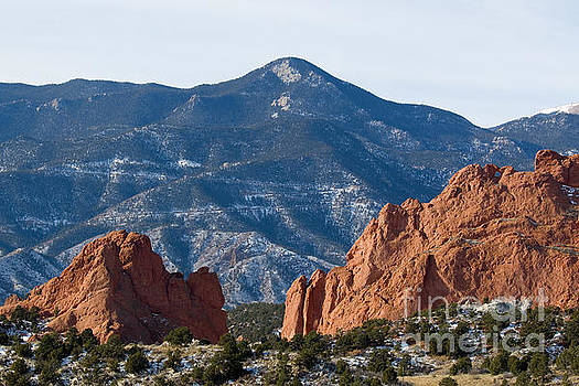 Steve Krull - Garden of the Gods and Red Mountain