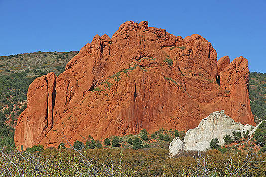 Garden of the Gods Colorado 2 10242017 by David Frederick