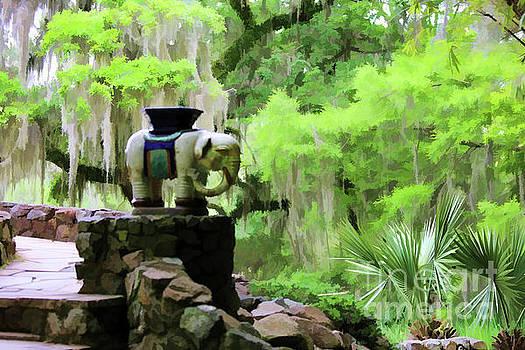 Chuck Kuhn - Garden Paint Digital