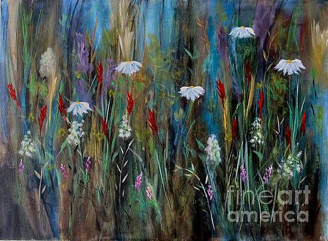 Garden Party by Karen Day-Vath