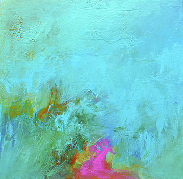 Garden Reflections I by Filomena Booth