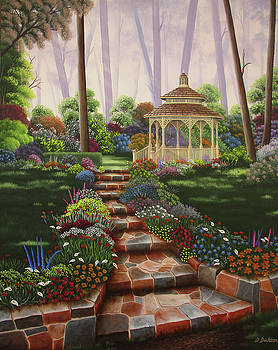 Garden Retreat by Debra Dickson