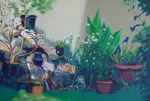 Garden by Sangeeta Takalkar