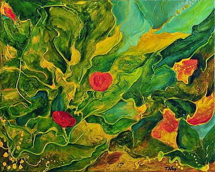 Garden Series by Teresa Wegrzyn