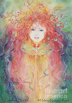 Garden Sprite by Helena Nelson - Reed
