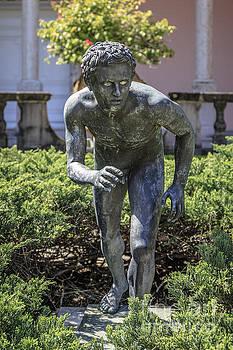 Edward Fielding - Garden Statue Ringling Museum