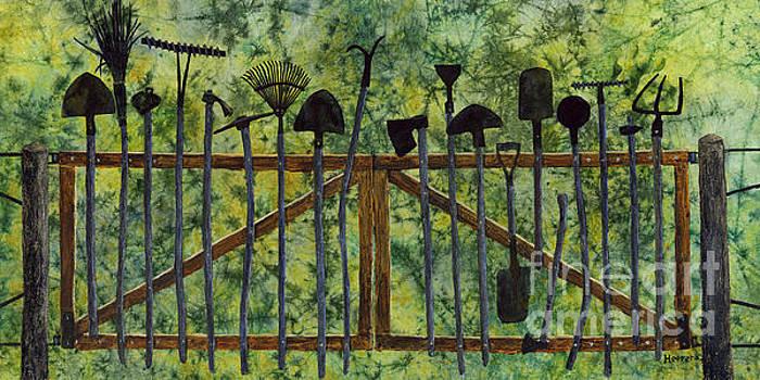 Hailey E Herrera - Garden Tools