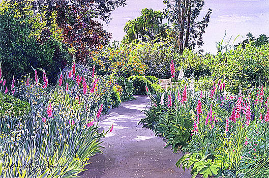 David Lloyd Glover - GARDEN WALK