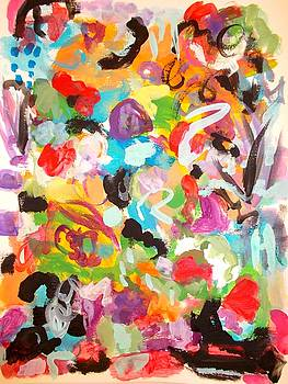 Garden Walk by Kate Delancel Schultz