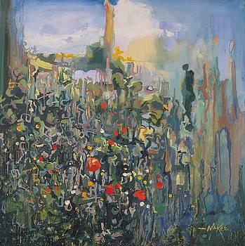 Gardener II by David McKee