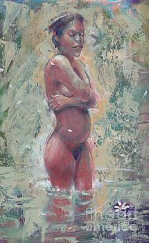 Gertrude Palmer - Gardenia Negra