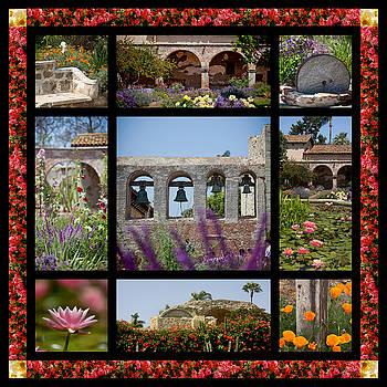 Art Block Collections - Gardens of Mission San Juan Capistrano