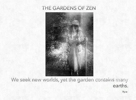 Gardens of Zen  by Steven Digman