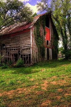 Gardner Barn by Ester Rogers
