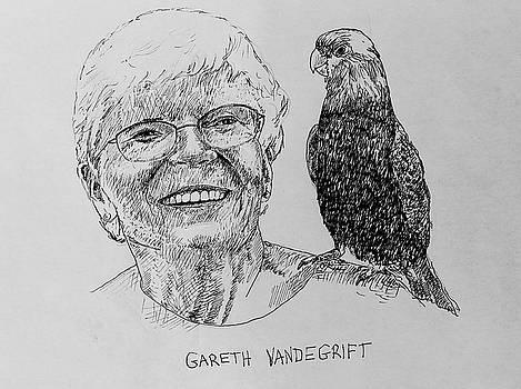 Gareth Vandegrift by Larry Whitler