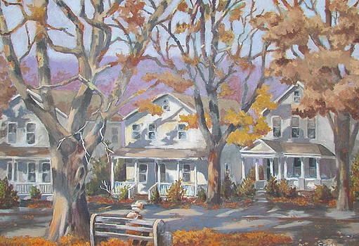 Garfield Avenue by Tony Caviston