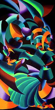 Gargoyle Left by Mark Webster