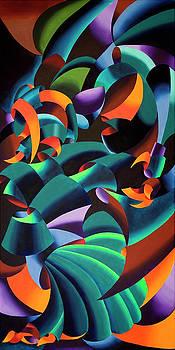 Gargoyle Right by Mark Webster