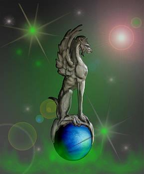 Gargoyles Over Vensus by Cheri Doyle