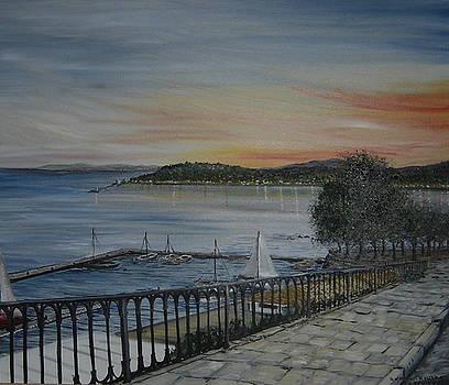 Garitsa Bay by Anna Witkowska