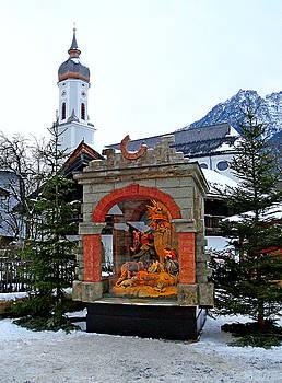 Robert Meyers-Lussier - Garmisch-Partenkirchen Manger Study 2