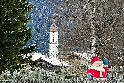 Robert Meyers-Lussier - Garmisch-Partenkirchen Study 12