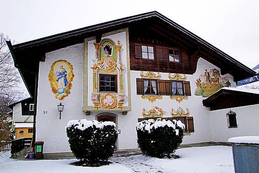 Robert Meyers-Lussier - Garmisch-Partenkirchen Study 13