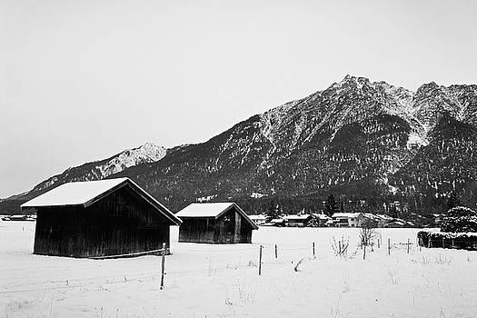 Robert Meyers-Lussier - Garmisch-Partenkirchen Study 15