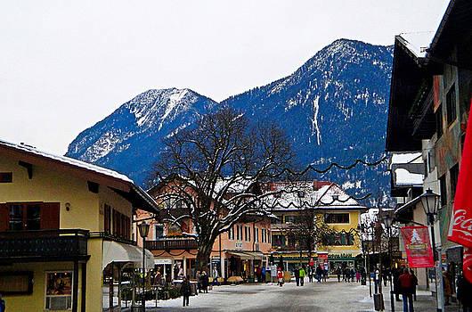Robert Meyers-Lussier - Garmisch-Partenkirchen Study 17