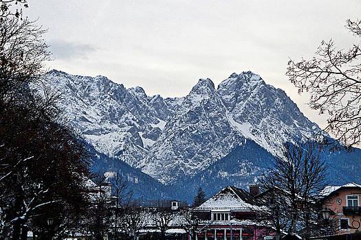 Robert Meyers-Lussier - Garmisch-Partenkirchen Study 18