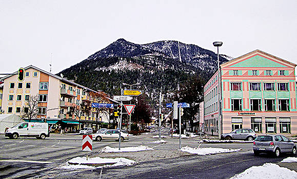 Robert Meyers-Lussier - Garmisch-Partenkirchen Study 2