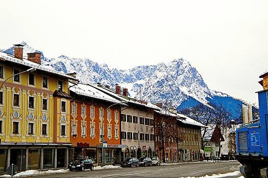 Robert Meyers-Lussier - Garmisch-Partenkirchen Study 8