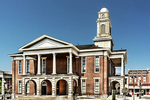 Sharon Popek - Garrard County Courthouse