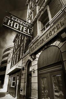 Bryan Scott - Garrick Hotel