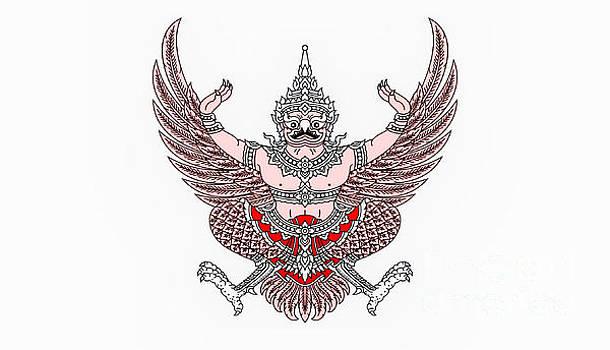 Garuda by Ian Gledhill