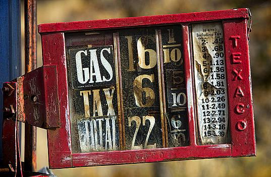Gas Price by Paul DeRocker