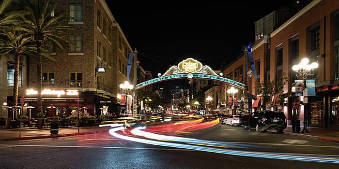Robert VanDerWal - Gaslamp Quarter San Diego
