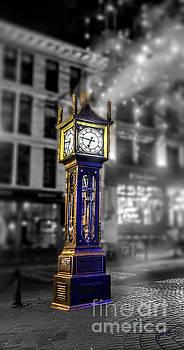 Gastown Steam Clock by Jim Hatch