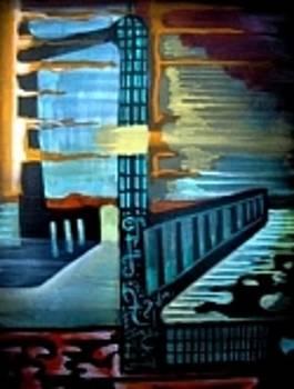 Gate 2007 by Eugene Schroeder