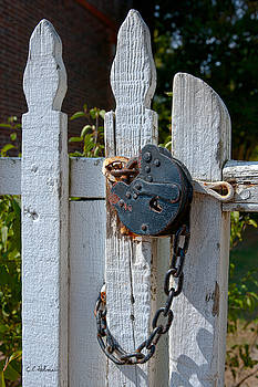 Christopher Holmes - Gate Secured