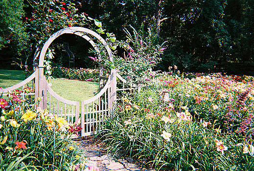 Gate to Paradise by Sandy Collier