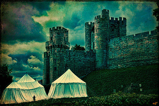 Chris Lord - Gate Tower At Warwick Castle