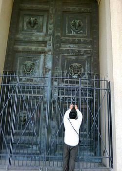 Zau - Gated Doors
