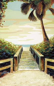 Kaata Mrachek - Gateway to Paradise Sunset