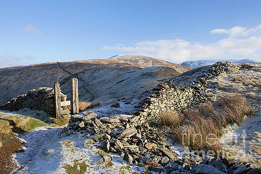 Gateway to Rest Dodd by Gavin Dronfield