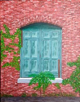 Gateway to the Past by Cynthia Morgan