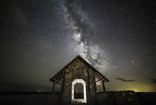 Gateway to the Stars by Tony Fuentes