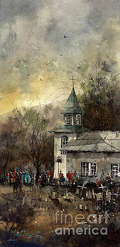 Gathering at San Patricio by Tim Oliver