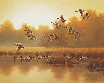 Gathering by Guy Crittenden